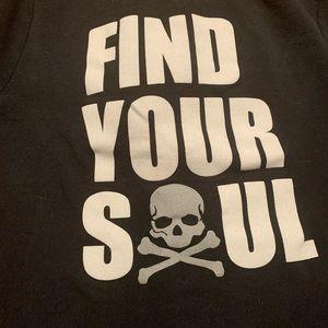 Soul cycle black hoody